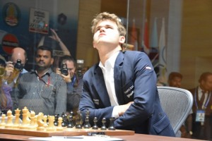 Magnus Carlsen with a successful year as he finishes as number one again, but he certainly has what to look for in 2016