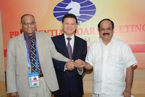 FIDE Presidential Board