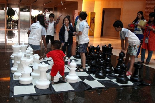 FIDE World Chess Championship Match game 3