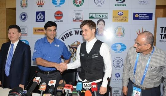 FIDE World Chess Championship Starting