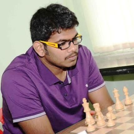 Grandmaster M R Lalith Babu