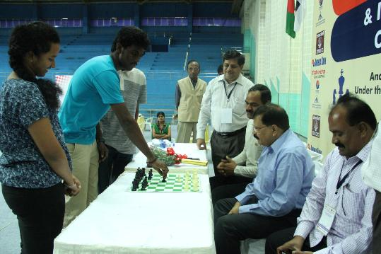 Inauguration of Category B event