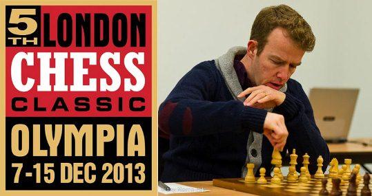 Jonathan Rowson London Chess Classic