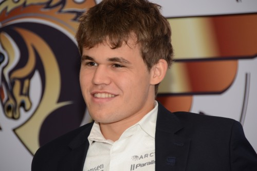 Magnus Carlsen is World Chess Champion 2013