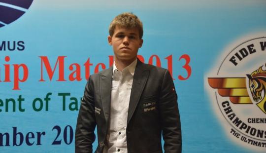 Magnus Carlsen id