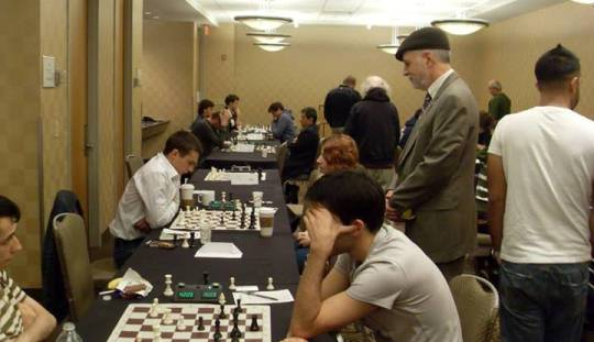 Michigan Chess Festival