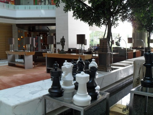 More chess pieces