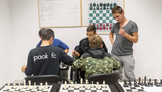 PAOK FC chess