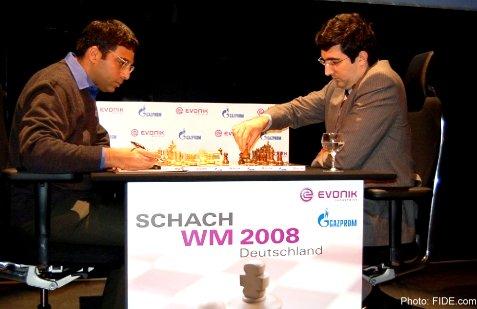 Anand - Kramnik