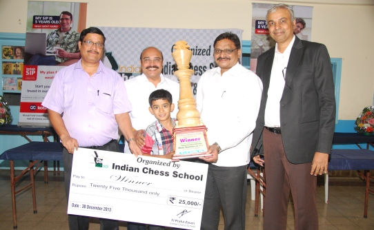 ICS FIDE Rating Chess Tournament