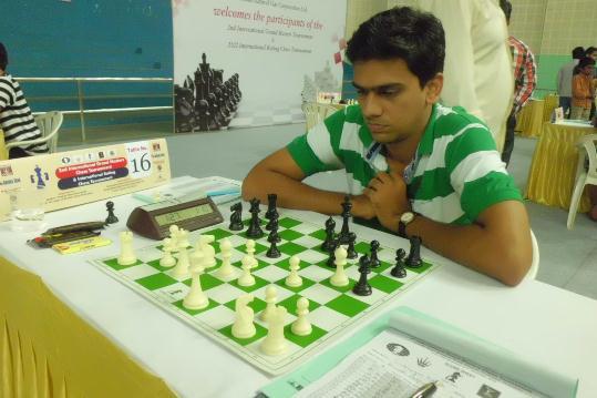 IM Norm achiever Aniruddha Deshpande