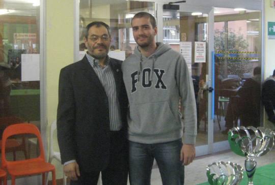Mr Noè, FM Anastasios Pavlidis (Greece)