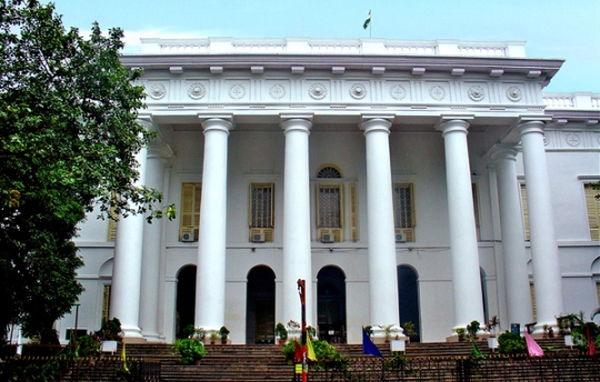 Town Hall in Kolkata
