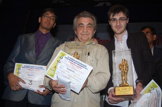 Swayams Mishra, Raset Ziayatdinov & Tornike Sanikidze