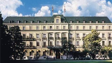 Swissôtel Métropole in Geneva
