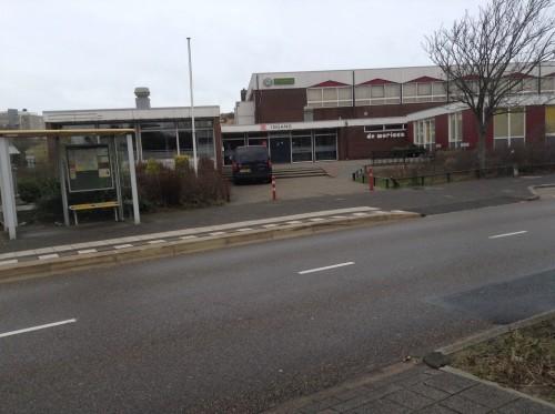 The Moriaan in the small town of Wijk aan Zee