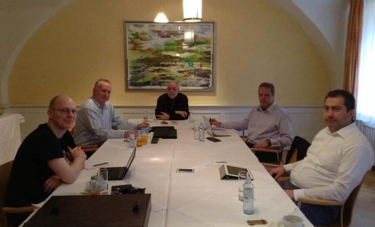 FIDE Events Commission meeting in Graz