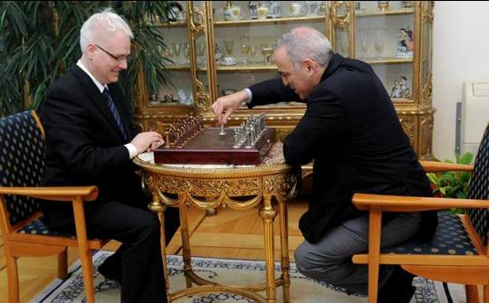 Josipovic - Kasparov