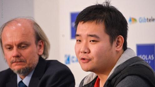 Li Chao with Stuart Conquest