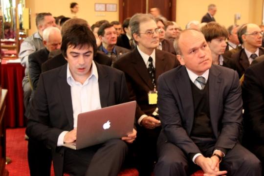 Mark Glukhovsky and Andrey Filatov