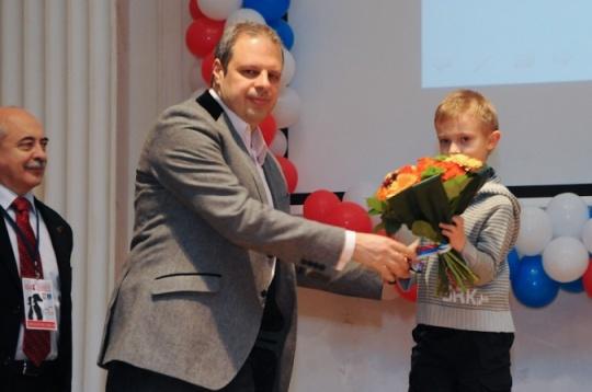 RSSU School Champions Awarded 2