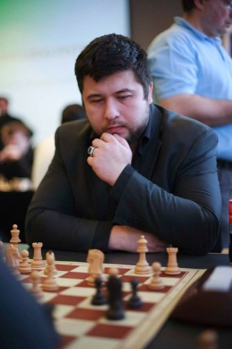 GM Vladimir Dobrov (Russia) became the sole winner with 8 points out of 9, outplaying GM Ante Brkic (Croatia) in the last round