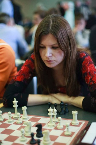WGM Ana Srebrnic (Slovenia)