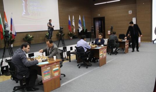 Candidates Tournament R8