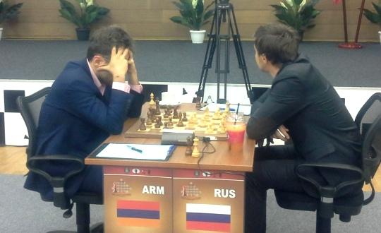 Karjakin-Aronian