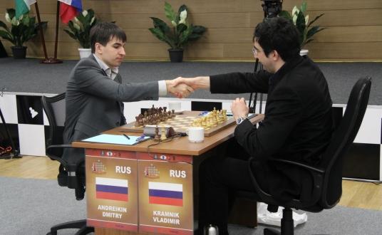 Kramnik-Andreikin