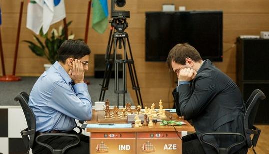 Mamedyarov-Anand