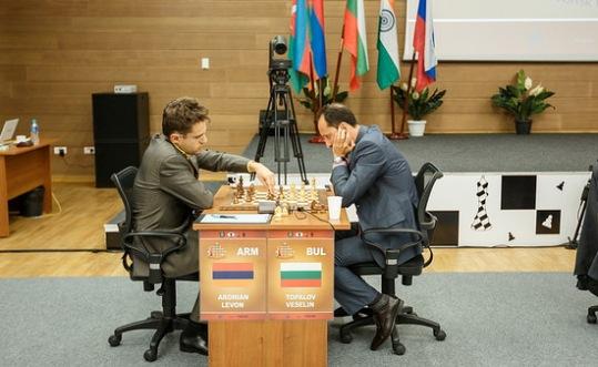 Topalov-Aronian