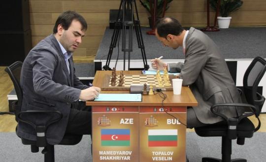 Topalov-Mamedyarov