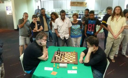 3rd Open International d'Echecs de Martinique