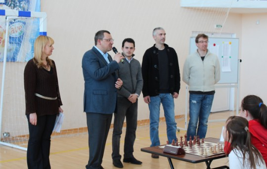 Blitz Tournament in Khanty-Mansiysk