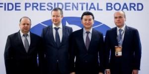 FIDE Presidential Board in Khanty-Mansiysk