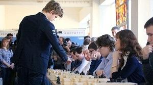 Magnus Carlsen MIPT