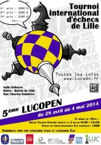 Luc Open 2014
