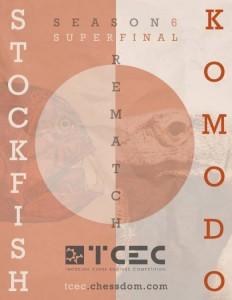TCEC Season 6 - Superfinal