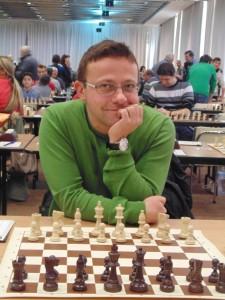 GM Boris Chatalbashev (Bulgaria)