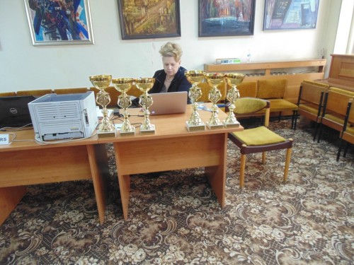 The arbiter and organizer FA Svetlana Genova provided the players with different activities - an excursion to the Radetzky museum ship and an inside visitation of Kozloduy NPP