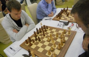 Bosna Open, Djukic-Rakhmanov 0-1