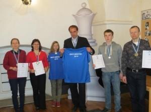 Estonian champions 2014