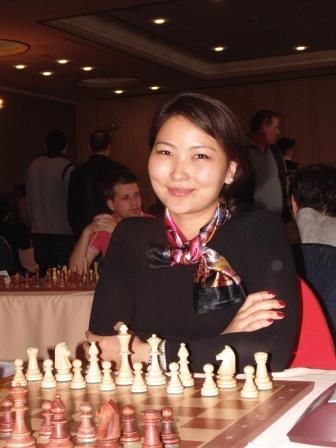 Guliskhan Nakhbayeva