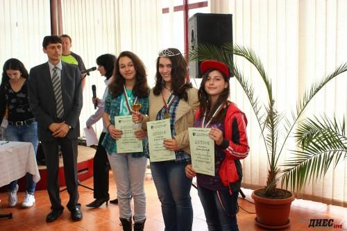 "Viktoria Radeva is ""Queen of Tarnovo"""