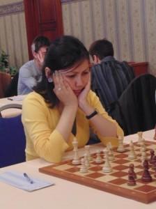 WIM Madina Davletbayeva (KAZ)