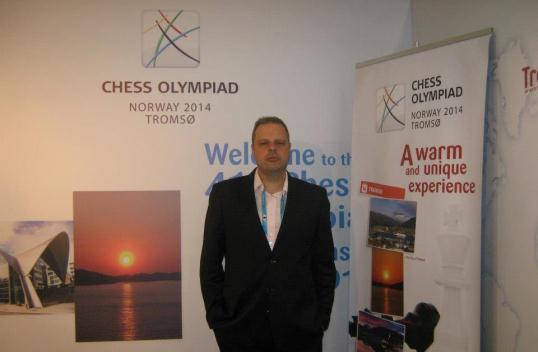 Theodoros Tsorbatzoglou Istanbul 2012 Tromso