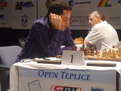First seed in Teplice Open 2014 is GM Hrant Melkumyan