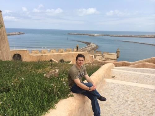 GM Alex Ipatov in Morocco