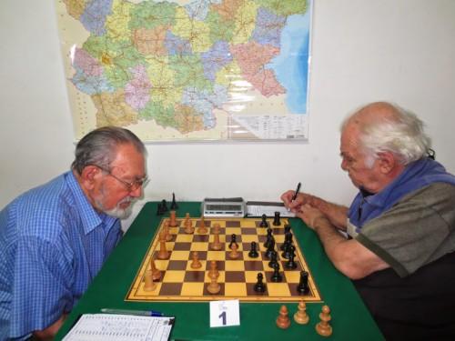 NM Yane Gelemerov vs. NM Dobrotich Andreev